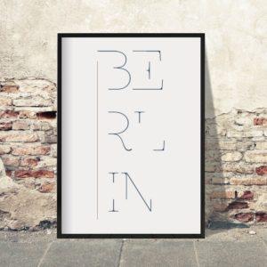Berlin-plakat