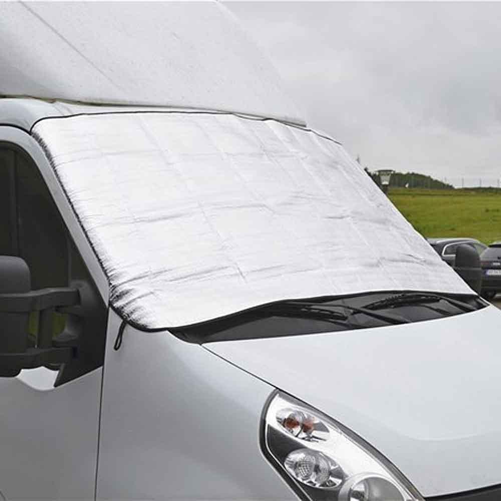 Forrudebeskytter til personbiler Bil & Trailer // Termomåtter