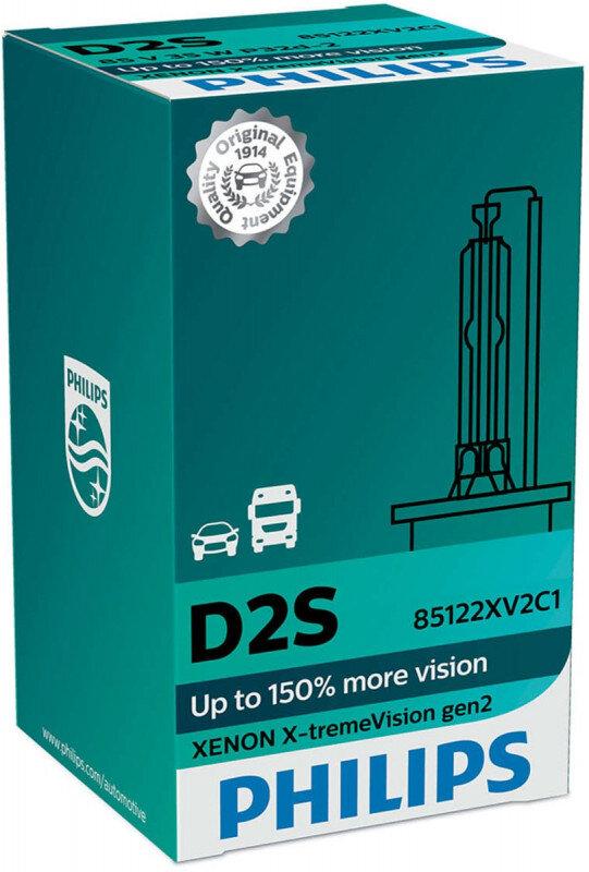 Philips D2S X-tremeVision gen2