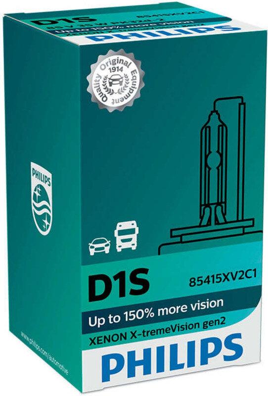 Philips D1S X-tremeVision gen2