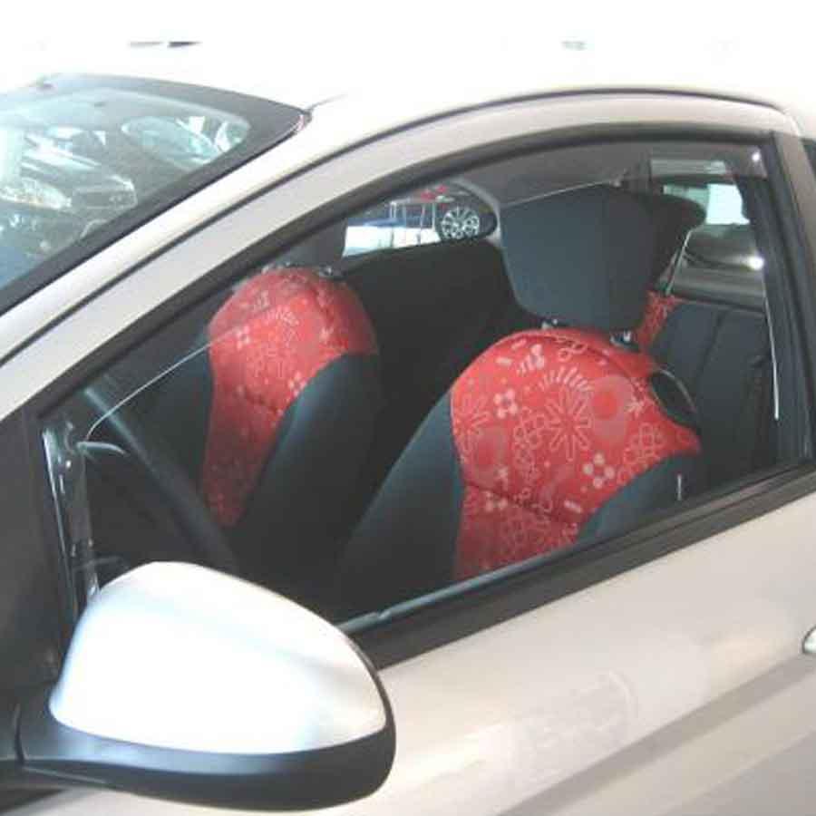 Vindafvisere til Nissan Terrano 2
