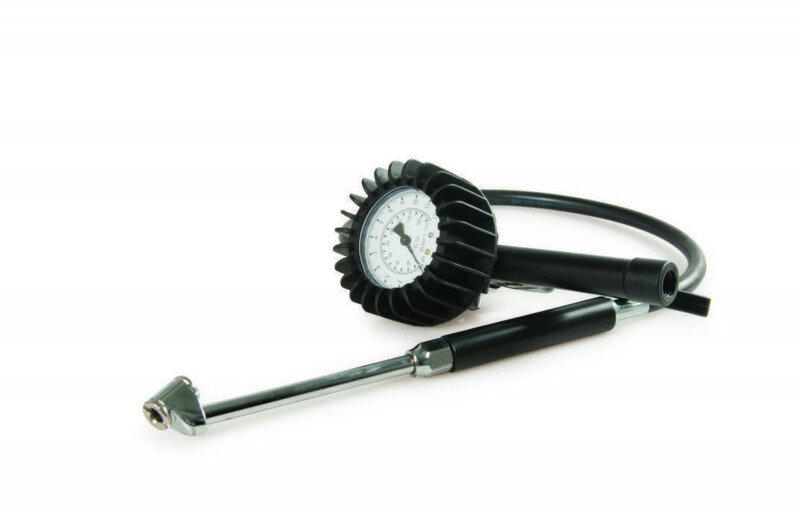 Pumpepistol JWL med manometer