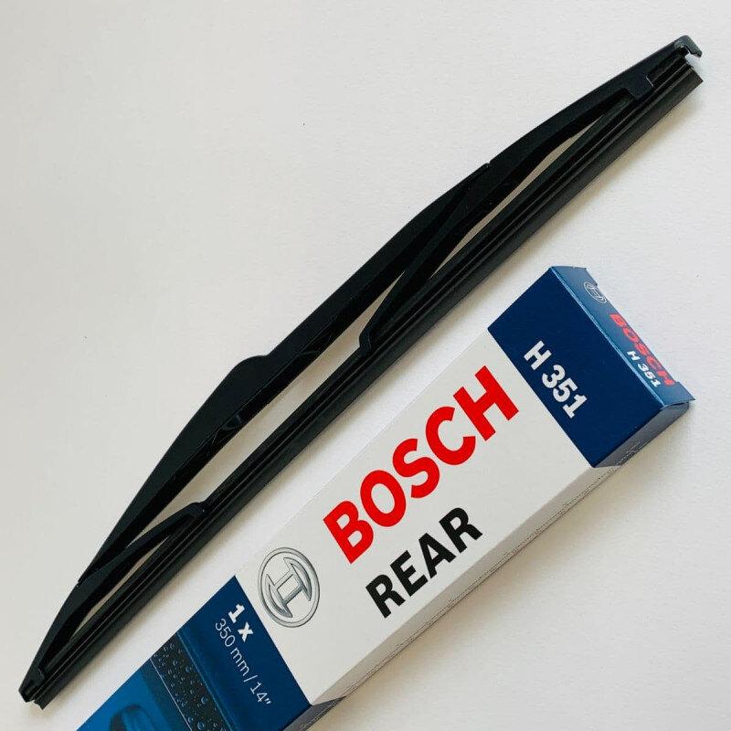 H351 Bosch bagrudevisker 35cm til C4 Picasso & Grand picasso m.fl. Bosch Vinduesvisker / Viskeblade & Bagrudeviskere
