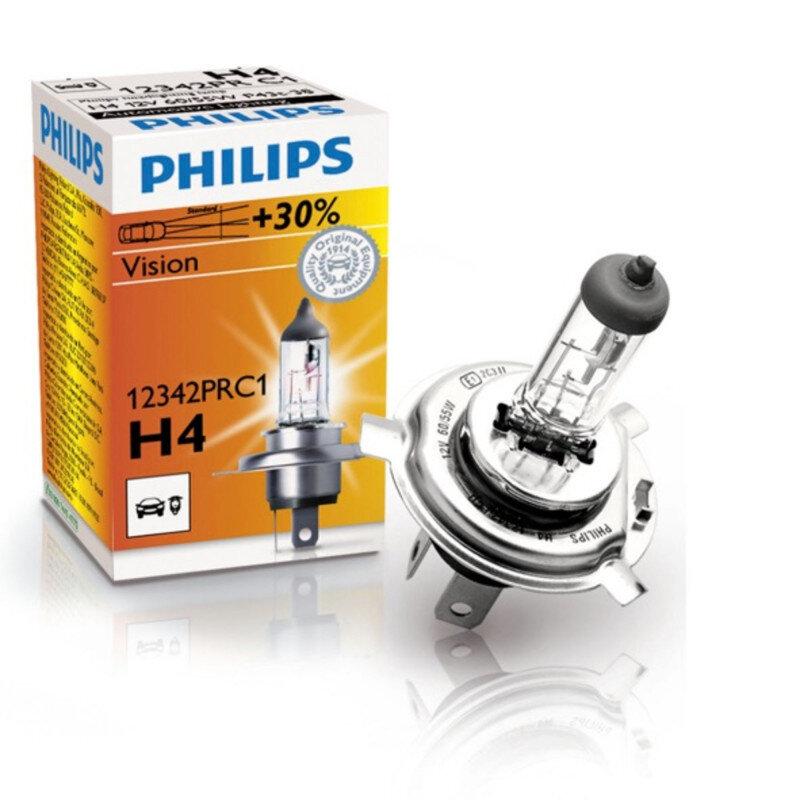 Philips Vision H4 pære