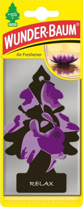 Relax Anti stress & Tanquil duftegran fra Wunderbaum Wunder-Baum dufte