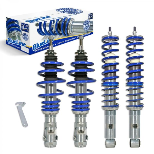 Blue Line - Gevindundervogn til VW Polo 6N Facelift Styling > Gevindundervogn > VW > Polo
