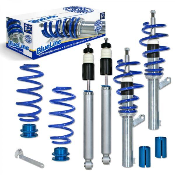 Blue Line - Gevindundervogn til VW Golf V - Plus Styling > Gevindundervogn > VW > Golf 5
