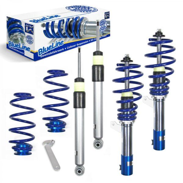 Blue Line - Gevindundervogn til VW Golf VI - Plus Styling > Gevindundervogn > VW > Golf 6