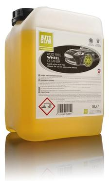 Autoglym Fælgrens Syrefri - Acid Free Wheel Cleaner 5 ltr Bilpleje