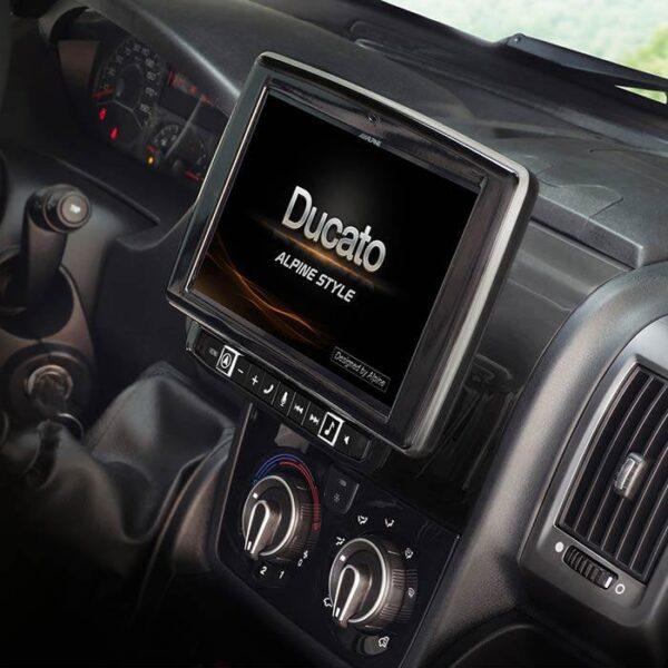Alpine Style I902DDU Peugeot Boxer 2011-2016 Multimedia Navigation Bilstereo