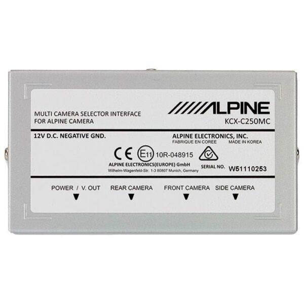 Alpine KCXC250MC vælger interface Bilstereo