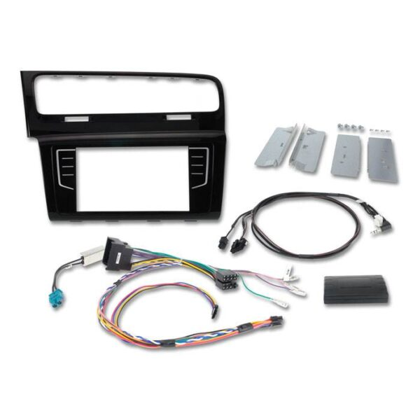 Alpine KIT700G7 2-DIN Kit f. Golf VII Bilstereo > Monteringssæt