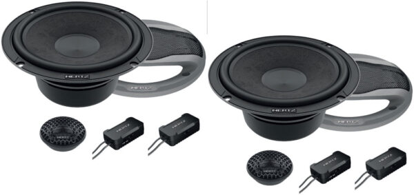 Hertz CK165L Cento 165 mm komponent højtaler sæt Bilstereo