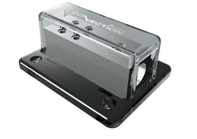 Connection FDB54 fordeler blok Bilstereo > Monteringsdele > Sikringsholdere og fordelere