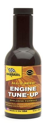 Bardahl Engine Tune Up And Flush 355 ml. Olie & Kemi > Additiver