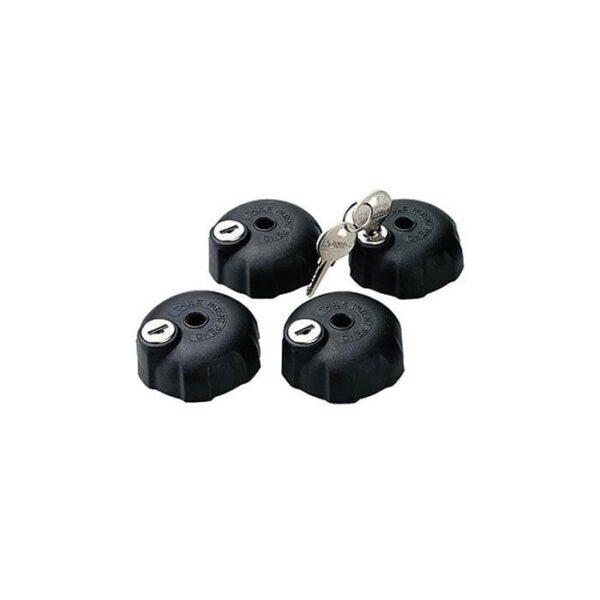 Thule 527 Låsesæt (4 låse) Transportudstyr