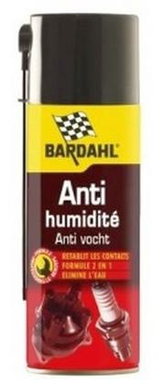 Bardahl Anti Fugt Spray 400 ml. Olie & Kemi > Rustbeskyttelse