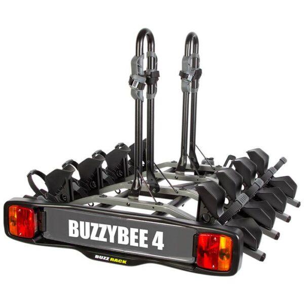 New Buzzybee Cykelholder til 4 cykler Transportudstyr > Cykelholder