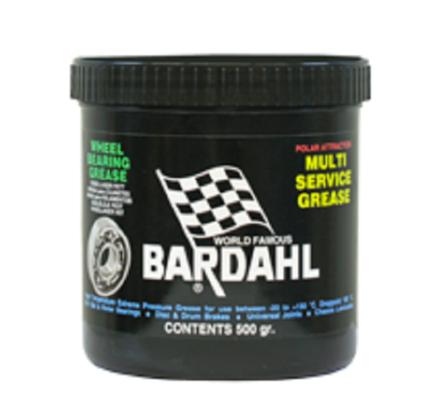 Bardahl Lithium Lejefedt 500 gr. Olie & Kemi > Smøremidler