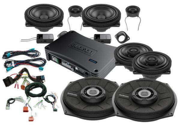 Audison SoundPack til BMW 3 serie bl.a. Bilstereo