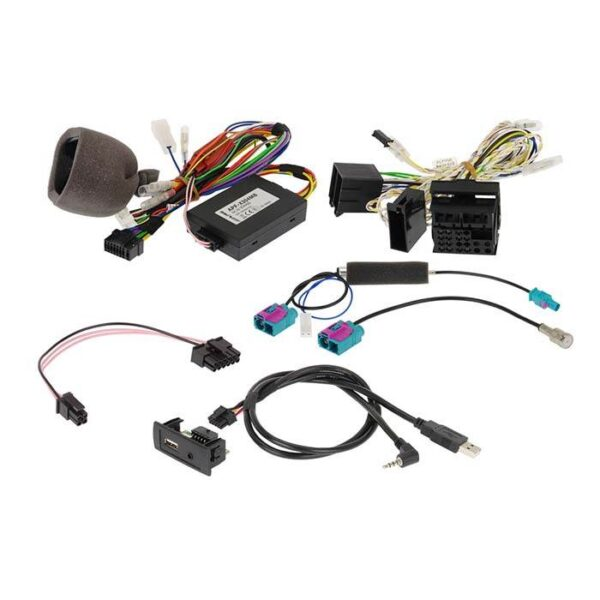 Alpine APFX304MB Interface MB CAN Mercedes Vito 447 Bilstereo > Ratstyring