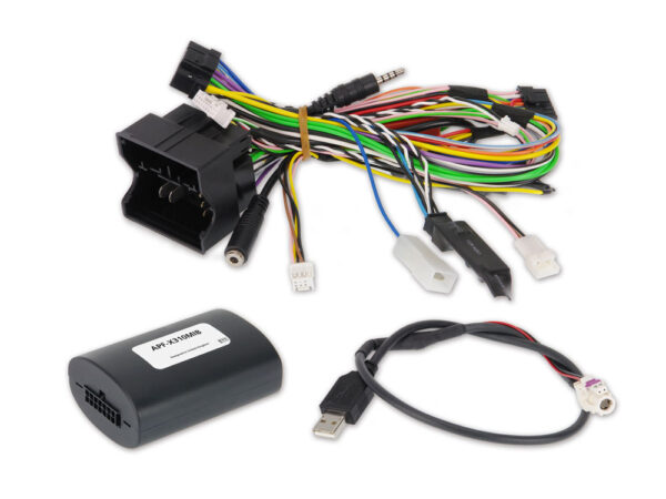 Alpine APFX310MIB interface VAG MIB VW