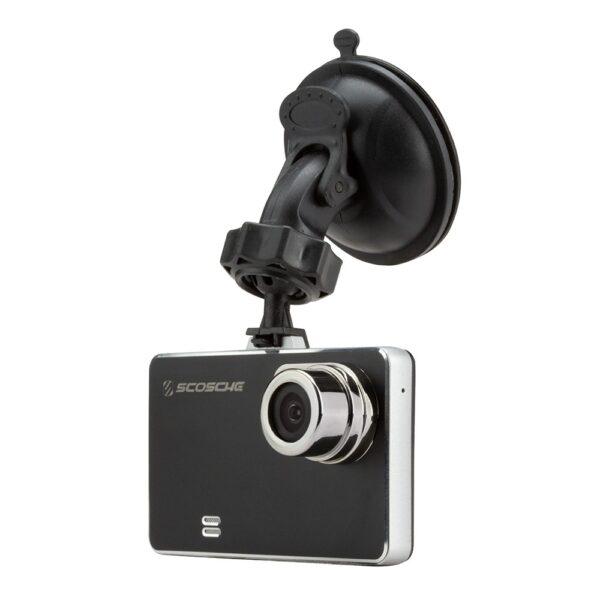 Scosche Bilkamera/Dash Cam m/8GB Micro SD Kort Bilstereo > Frontkamera