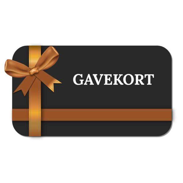 Gavekort Gavekort
