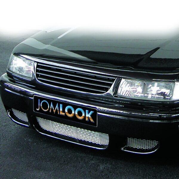 JOM Frontgrill sort til VW Passat 3 5i årgang 11-1993- - uden logo Styling