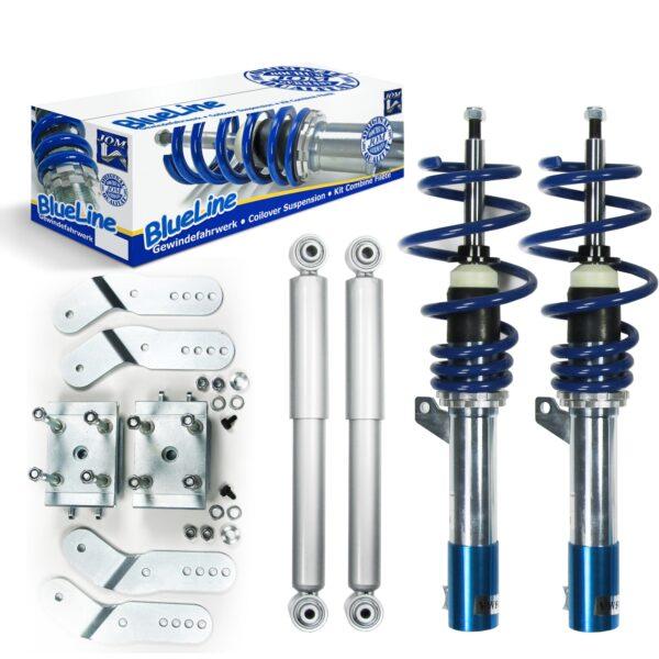 Blue Line - Gevindundervogn til VW Caddy 3 Styling > Gevindundervogn > VW > Caddy