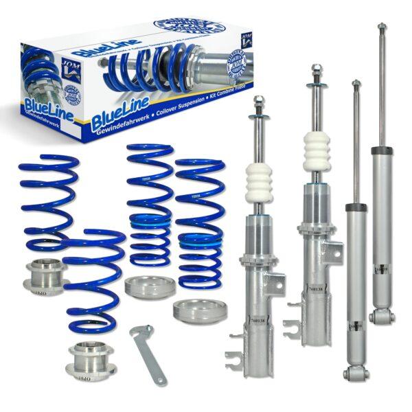 Blue Line - Gevindundervogn til Opel Corsa E Styling > Gevindundervogn > Opel > Corsa