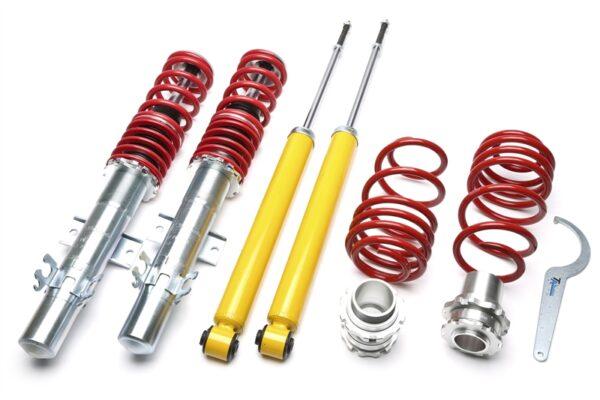 TA Technix - Gevindundervogn til VW Up Styling > Gevindundervogn