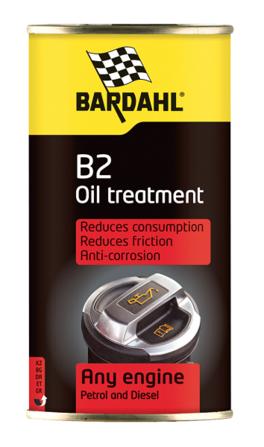 Bardahl B2 olietilsætning 300 ml Olie & Kemi > Additiver