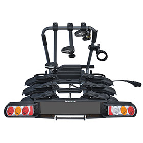 Pure Instinct Cykelholder platform til 3 cykler med Quick-release Transportudstyr > Cykelholder