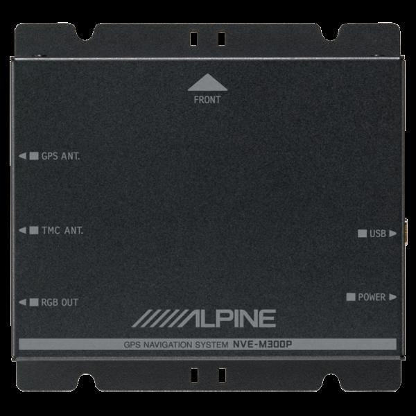 Alpine NVE-M300P AD/ON Navigation Bilstereo > Navigation > Universal