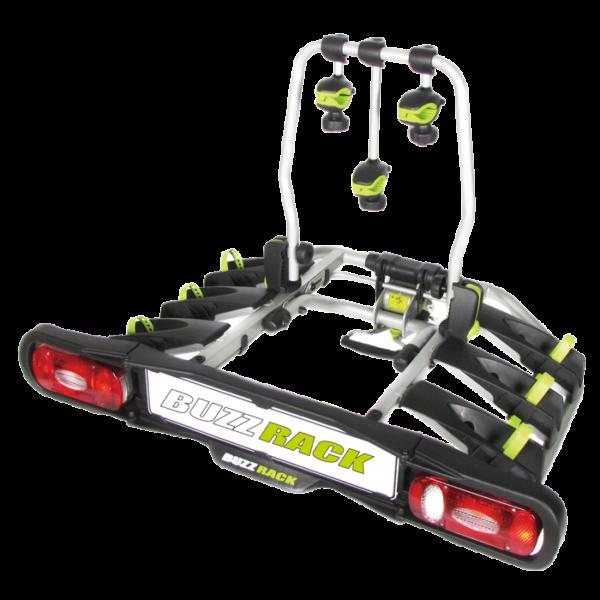 BUZZ Spark cykelholder til 3 cykler Transportudstyr > Cykelholder
