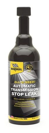 Bardahl Automat Gearkasse additiv m/tætner 473 ml. Olie & Kemi > Additiver
