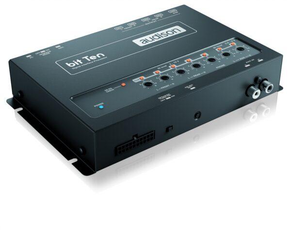 Audison Bit Ten Sound Processor Bilstereo > EQ / Processorer