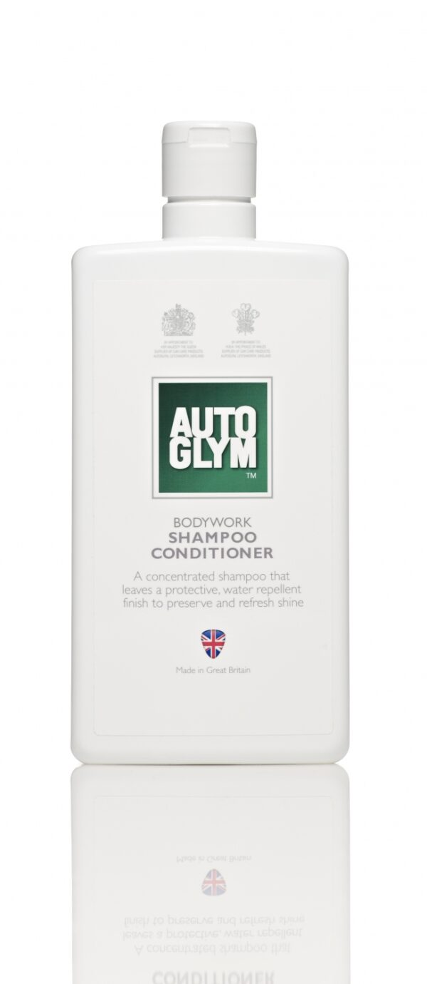 Autoglym AUTOSHAMPOO med voks - Bodywork Shampoo Conditioner 1 ltr Bilpleje > Autoglym > Vaskeprodukter