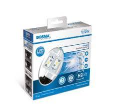 Bosma LED forlygtepærer H7