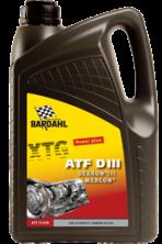Bardahl Gearolie - Automatgearolie ATF Dexron III 5 ltr Olie & Kemi > Gearolie