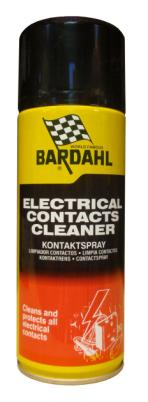 Bardahl Kontaktrens - 400 ml. Olie & Kemi > Spray