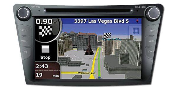 Hyundai i40 - Multimedia Navigation Bilstereo > Navigation > Hyundai