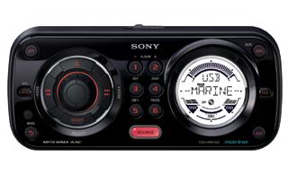 SONY radio CDXHR910 Marine med radio og USB Bilstereo > Marine > Radio