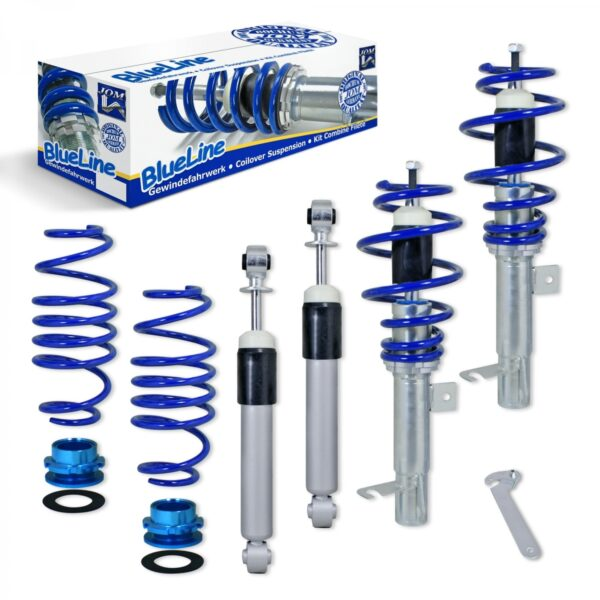 Blue Line - Gevindundervogn til Ford Fiesta Styling > Gevindundervogn > Ford > Fiesta
