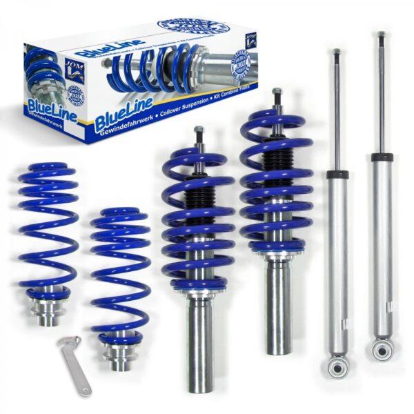 Blue Line - Gevindundervogn til Audi A4 - Årgang 2007-2011 Styling > Gevindundervogn > Audi > A4