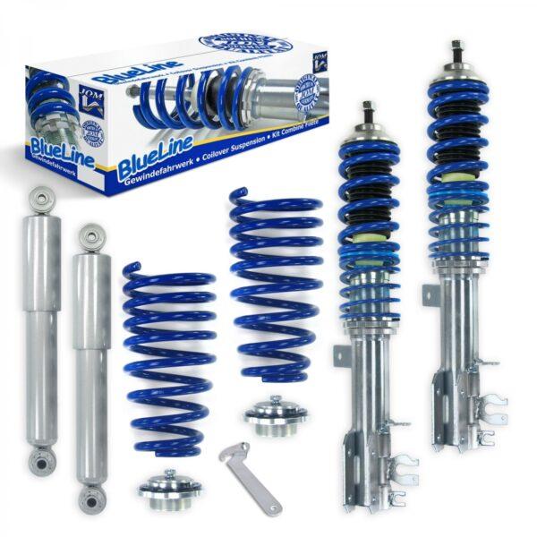 Blue Line - Gevindundervogn til Fiat 500 Styling > Gevindundervogn > Fiat > 500