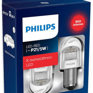 Philips X-tremeUltinon P21/5W LED-RED