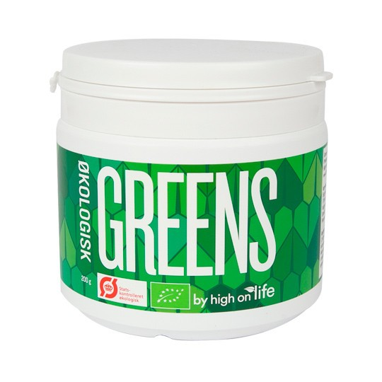 GREENS BY HIGH ON LIFE