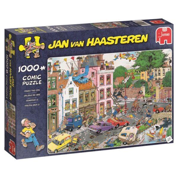 Jan Van Haarsteren Friday the 13th 1000